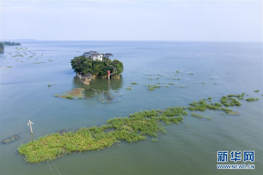 #(社会)(1)鄱阳湖水位超警戒