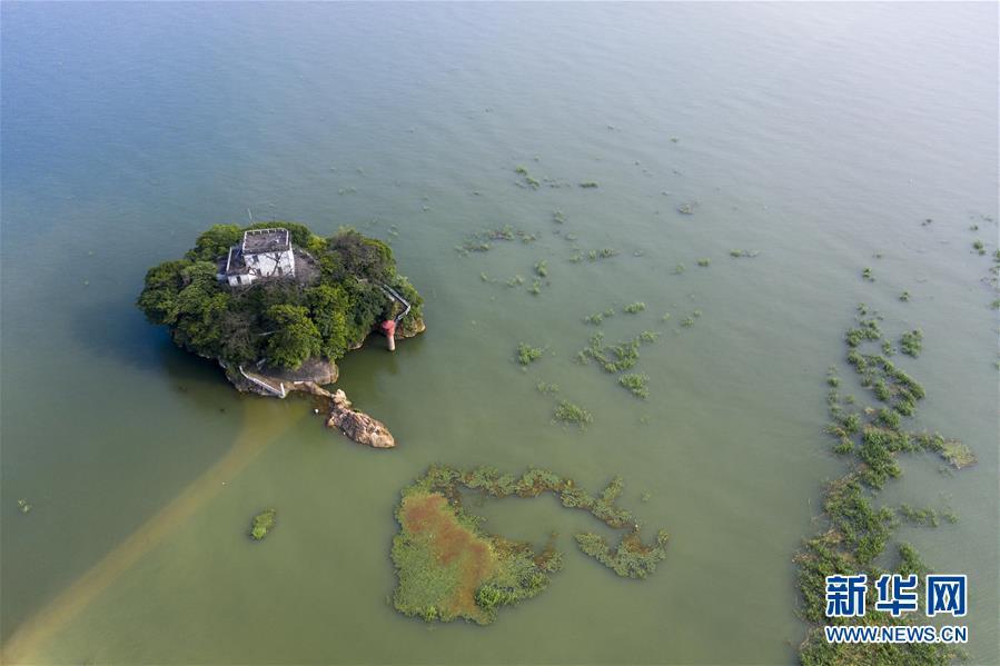 #(社会)(3)鄱阳湖水位超警戒