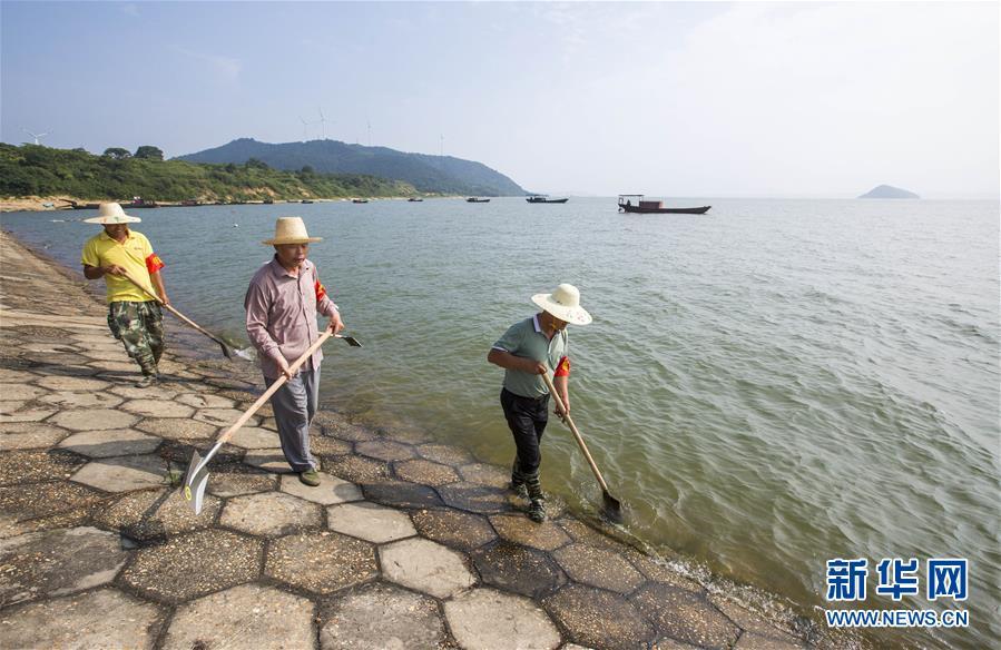 #(社会)(4)鄱阳湖水位超警戒