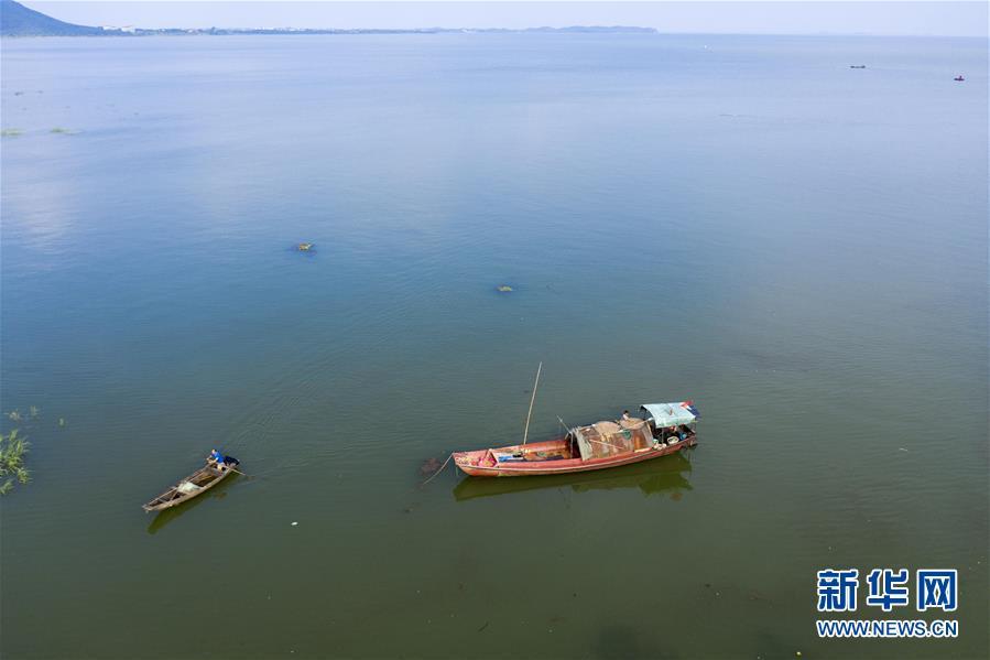 #(社会)(2)鄱阳湖水位超警戒