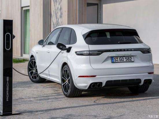 保时捷 Cayenne新能源 2020款 Cayenne Turbo S E-Hybrid 4.0T