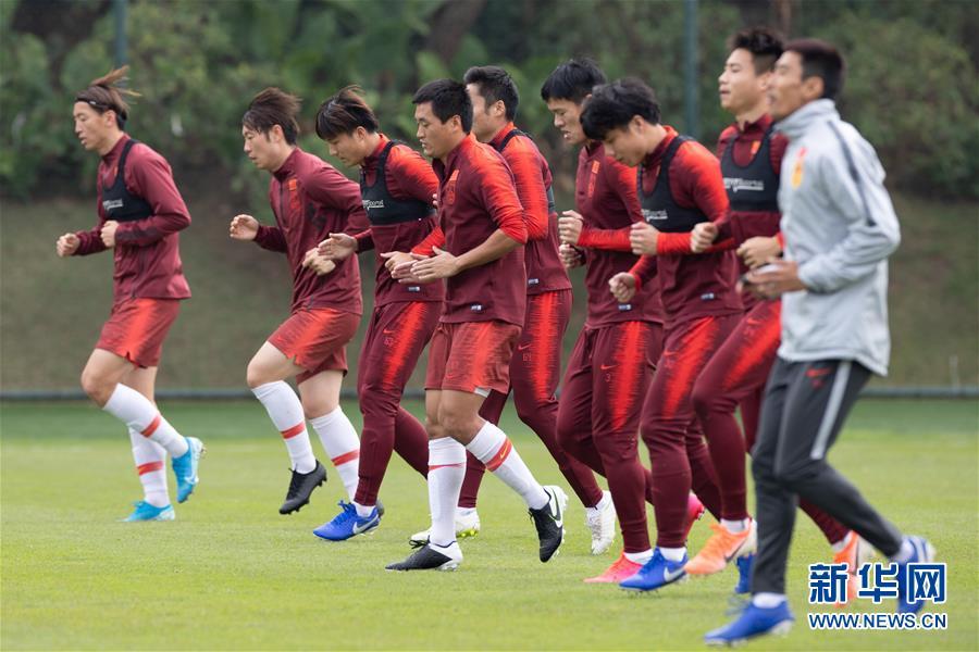 (体育)(2)足球——李铁率领新一届国足集训